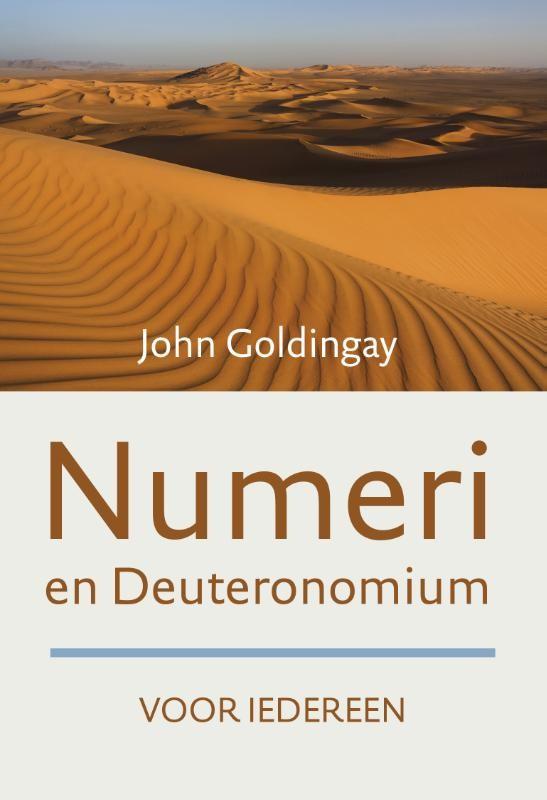 NUMERI EN DEUTERONOMIUM VOOR IEDEREEN : John Goldingay, 9789051945041