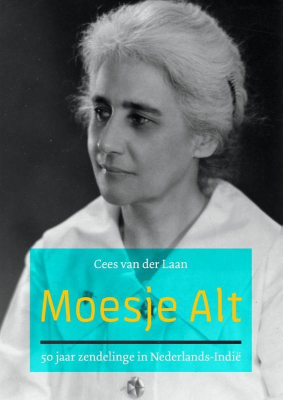 MOESJE ALT : Cees van der Laan, 9789051945300