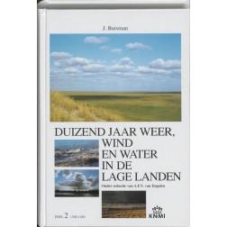Duizend jaar weer, wind en water in de Lage Landen 2 1300-1450 : Jan Buisman, 9789051941418