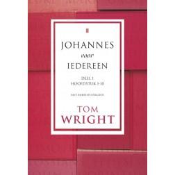 JOHANNES VOOR IEDEREEN 1 : Tom Wright, 9789051943122
